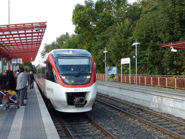 Regio-Bahn